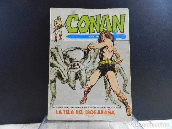 Cómics: CONAN, EDICIONES VERTICE, VOLUMEN 1, COLECCIÓN COMPLETA. - Foto 14 - 158475438