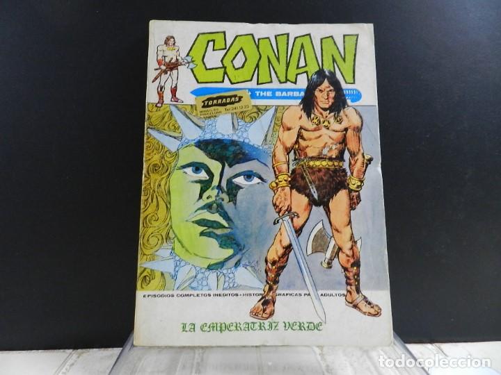 Cómics: CONAN, EDICIONES VERTICE, VOLUMEN 1, COLECCIÓN COMPLETA. - Foto 16 - 158475438