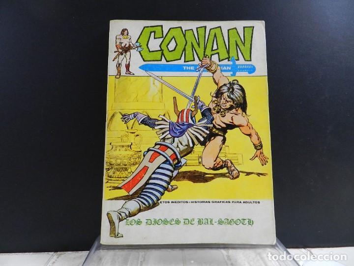 Cómics: CONAN, EDICIONES VERTICE, VOLUMEN 1, COLECCIÓN COMPLETA. - Foto 18 - 158475438