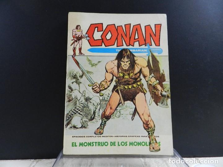 Cómics: CONAN, EDICIONES VERTICE, VOLUMEN 1, COLECCIÓN COMPLETA. - Foto 22 - 158475438