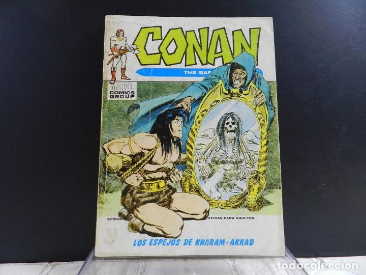 Cómics: CONAN, EDICIONES VERTICE, VOLUMEN 1, COLECCIÓN COMPLETA. - Foto 26 - 158475438