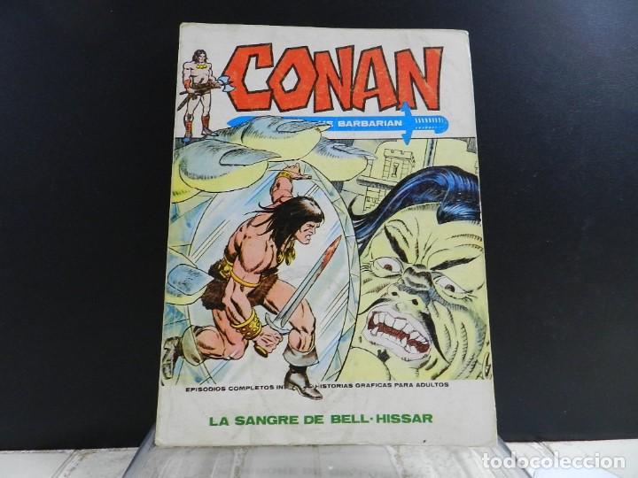 Cómics: CONAN, EDICIONES VERTICE, VOLUMEN 1, COLECCIÓN COMPLETA. - Foto 28 - 158475438