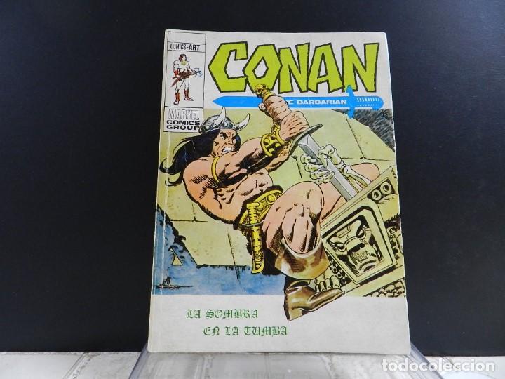 Cómics: CONAN, EDICIONES VERTICE, VOLUMEN 1, COLECCIÓN COMPLETA. - Foto 32 - 158475438