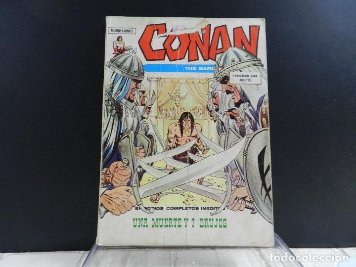 Cómics: CONAN, EDICIONES VERTICE, VOLUMEN 1, COLECCIÓN COMPLETA. - Foto 34 - 158475438