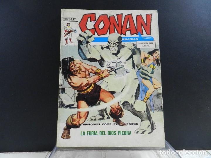 Cómics: CONAN, EDICIONES VERTICE, VOLUMEN 1, COLECCIÓN COMPLETA. - Foto 36 - 158475438
