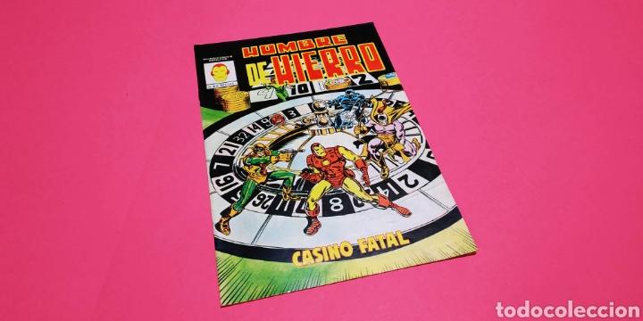 EXCELENTE ESTADO HOMBRE DE HIERRO 4 VERTICE (Tebeos y Comics - Vértice - Hombre de Hierro)