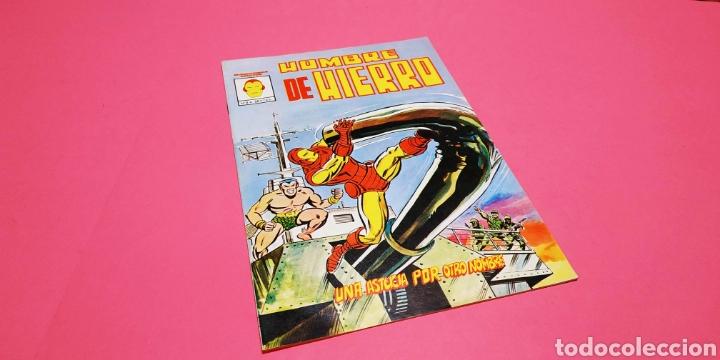 EXCELENTE ESTADO HOMBRE DE HIERRO 2 VERTICE (Tebeos y Comics - Vértice - Hombre de Hierro)