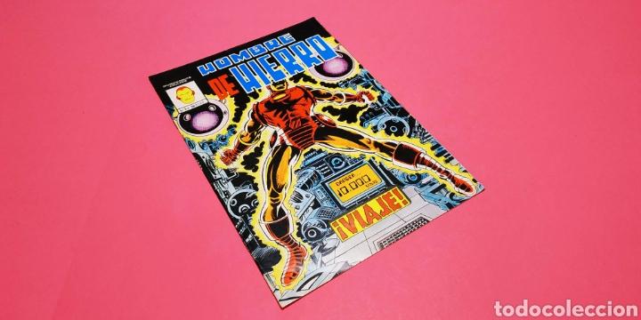DE KIOSCO HOMBRE DE HIERRO 3 VERTICE (Tebeos y Comics - Vértice - Hombre de Hierro)