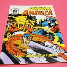 Cómics: EXCELENTE ESTADO CAPITAN AMERICA 7 VERTICE. Lote 158625306