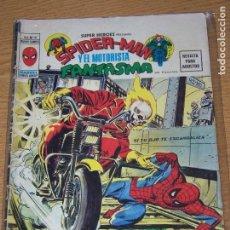 Comics: VERTICE SUPER HEROES VOL. V. 2 Nº 10 SPIDERMAN Y MOTORISTA FANTASMA. Lote 158661882