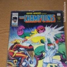 Cómics: VERTICE SUPER HEROES VOL. V. 2 Nº 96 THE CHAMPIONS. Lote 158665714