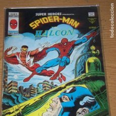 Comics : VERTICE SUPER HEROES VOL. V. 2 Nº 98 SPIDERMAN Y HALCON. Lote 158665962