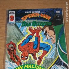 Comics : VERTICE SUPER HEROES VOL. V. 2 Nº 99 SPIDERMAN Y DAN DEFENSOR. Lote 158666198