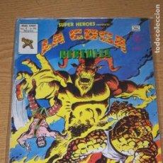 Cómics: VERTICE SUPER HEROES VOL. V. 2 Nº 114 LA COSA Y HERCULES. Lote 158666950