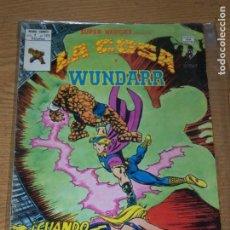 Cómics: VERTICE SUPER HEROES VOL. V. 2 Nº 122 LA COSA Y WUNDARR. Lote 158667106