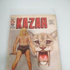 Cómics: KAZAR VOLUMEN 2 NUMERO 1 VERTICE. MUY DIFICIL.. Lote 158736086