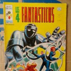 Cómics: LOS 4 (CUATRO) FANTÁSTICOS VOLUMEN 3 VÉRTICE NÚMERO 12. 1978.. Lote 175063998