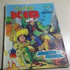 Cómics: CISCO KID Nº 5.LA DILIGENCIA EN PELIGRO.1980.. Lote 158797870