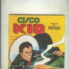 Cómics: CISCO KID Nº 6.EL SECUESTRO DE CISCO KID.1980.. Lote 158798238