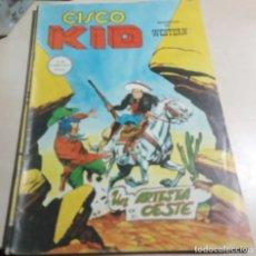 Cómics: CISCO KID Nº 10.UN ARTISTA EN EL OESTE.1981.. Lote 158798614