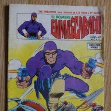 Cómics: EL HOMBRE ENMASCARADO VOL. 2 Nº 12 COMICS ART LA CARRETERA DEL DIABLO THE PHANTOM VERTICE. Lote 158929578