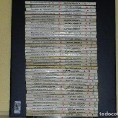 Cómics: CAPITAN AMERICA, EDICIONES VERTICE, VOLUMEN 1, COLECCIÓN COMPLETA.. Lote 158986362