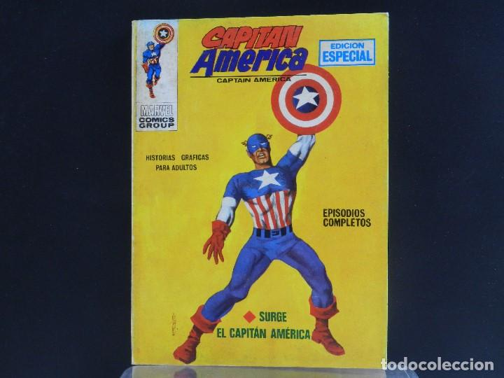 Cómics: CAPITAN AMERICA, EDICIONES VERTICE, VOLUMEN 1, COLECCIÓN COMPLETA. - Foto 2 - 158986362