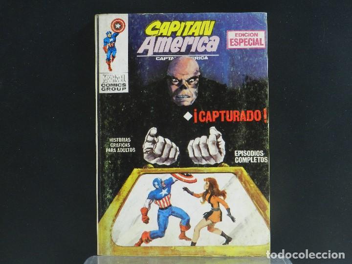 Cómics: CAPITAN AMERICA, EDICIONES VERTICE, VOLUMEN 1, COLECCIÓN COMPLETA. - Foto 4 - 158986362
