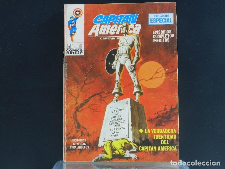 Cómics: CAPITAN AMERICA, EDICIONES VERTICE, VOLUMEN 1, COLECCIÓN COMPLETA. - Foto 10 - 158986362