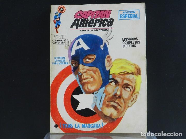 Cómics: CAPITAN AMERICA, EDICIONES VERTICE, VOLUMEN 1, COLECCIÓN COMPLETA. - Foto 12 - 158986362