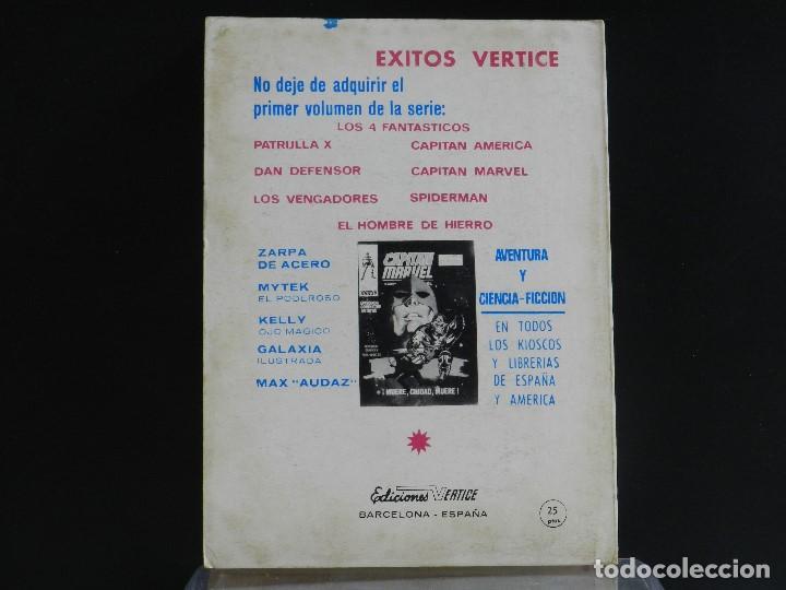 Cómics: CAPITAN AMERICA, EDICIONES VERTICE, VOLUMEN 1, COLECCIÓN COMPLETA. - Foto 13 - 158986362