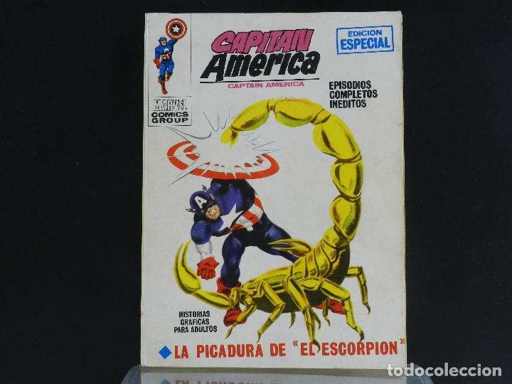 Cómics: CAPITAN AMERICA, EDICIONES VERTICE, VOLUMEN 1, COLECCIÓN COMPLETA. - Foto 18 - 158986362