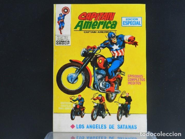 Cómics: CAPITAN AMERICA, EDICIONES VERTICE, VOLUMEN 1, COLECCIÓN COMPLETA. - Foto 24 - 158986362