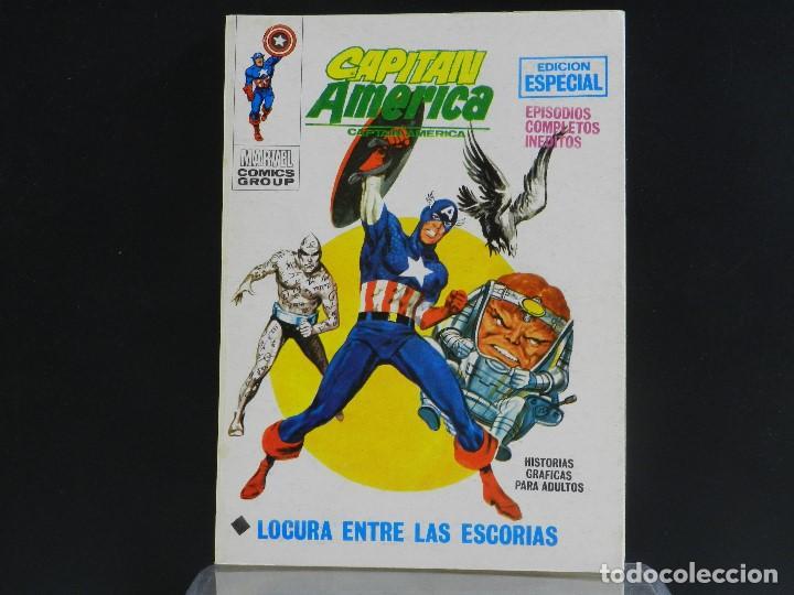 Cómics: CAPITAN AMERICA, EDICIONES VERTICE, VOLUMEN 1, COLECCIÓN COMPLETA. - Foto 30 - 158986362