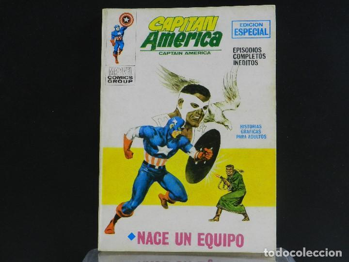 Cómics: CAPITAN AMERICA, EDICIONES VERTICE, VOLUMEN 1, COLECCIÓN COMPLETA. - Foto 32 - 158986362