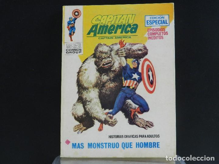 Cómics: CAPITAN AMERICA, EDICIONES VERTICE, VOLUMEN 1, COLECCIÓN COMPLETA. - Foto 34 - 158986362