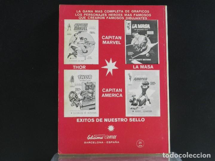 Cómics: CAPITAN AMERICA, EDICIONES VERTICE, VOLUMEN 1, COLECCIÓN COMPLETA. - Foto 39 - 158986362