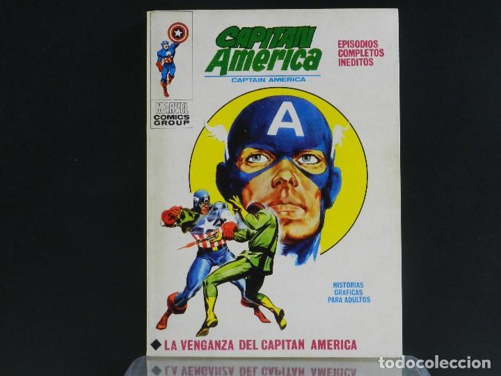 Cómics: CAPITAN AMERICA, EDICIONES VERTICE, VOLUMEN 1, COLECCIÓN COMPLETA. - Foto 46 - 158986362
