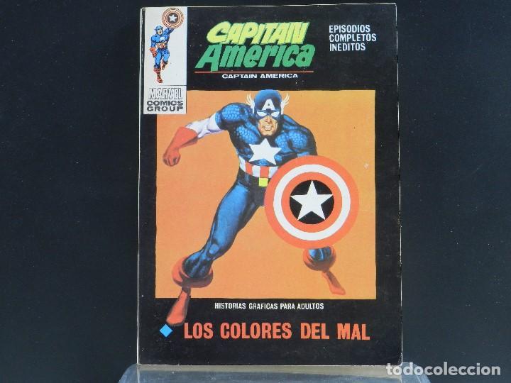 Cómics: CAPITAN AMERICA, EDICIONES VERTICE, VOLUMEN 1, COLECCIÓN COMPLETA. - Foto 50 - 158986362