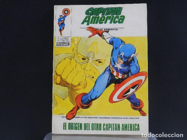 Cómics: CAPITAN AMERICA, EDICIONES VERTICE, VOLUMEN 1, COLECCIÓN COMPLETA. - Foto 56 - 158986362