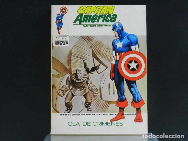 Cómics: CAPITAN AMERICA, EDICIONES VERTICE, VOLUMEN 1, COLECCIÓN COMPLETA. - Foto 58 - 158986362