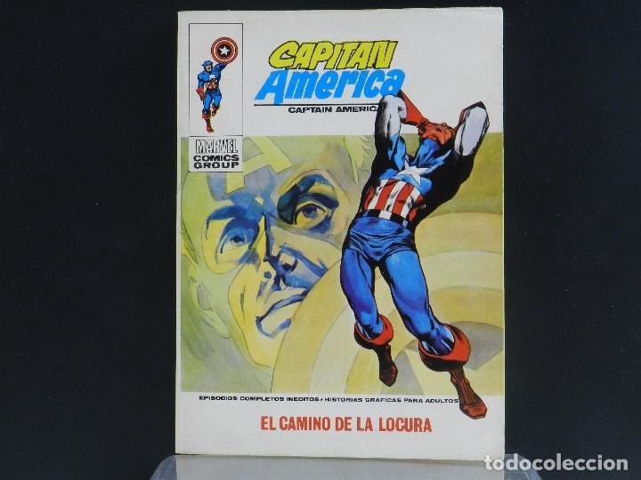 Cómics: CAPITAN AMERICA, EDICIONES VERTICE, VOLUMEN 1, COLECCIÓN COMPLETA. - Foto 62 - 158986362