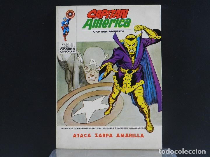 Cómics: CAPITAN AMERICA, EDICIONES VERTICE, VOLUMEN 1, COLECCIÓN COMPLETA. - Foto 66 - 158986362