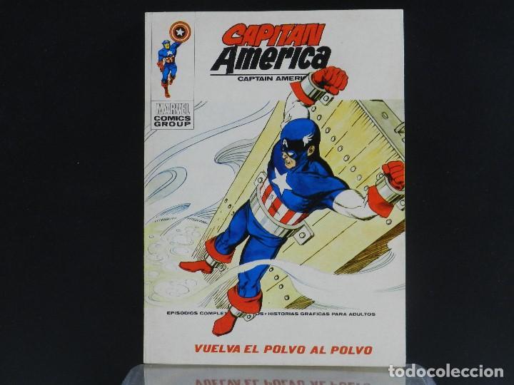 Cómics: CAPITAN AMERICA, EDICIONES VERTICE, VOLUMEN 1, COLECCIÓN COMPLETA. - Foto 68 - 158986362