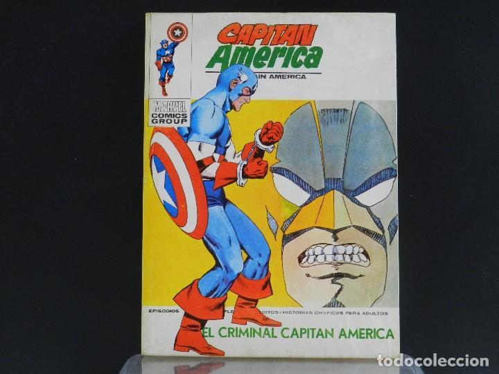 Cómics: CAPITAN AMERICA, EDICIONES VERTICE, VOLUMEN 1, COLECCIÓN COMPLETA. - Foto 70 - 158986362
