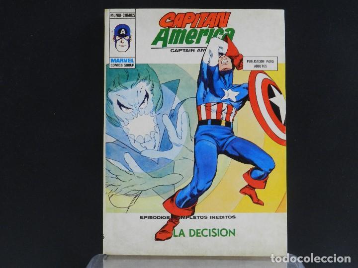 Cómics: CAPITAN AMERICA, EDICIONES VERTICE, VOLUMEN 1, COLECCIÓN COMPLETA. - Foto 72 - 158986362