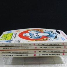 Cómics: EL JINETE FANTASMA, EDICIONES VERTICE, VOLUMEN 1, COLECCIÓN COMPLETA.. Lote 158988626