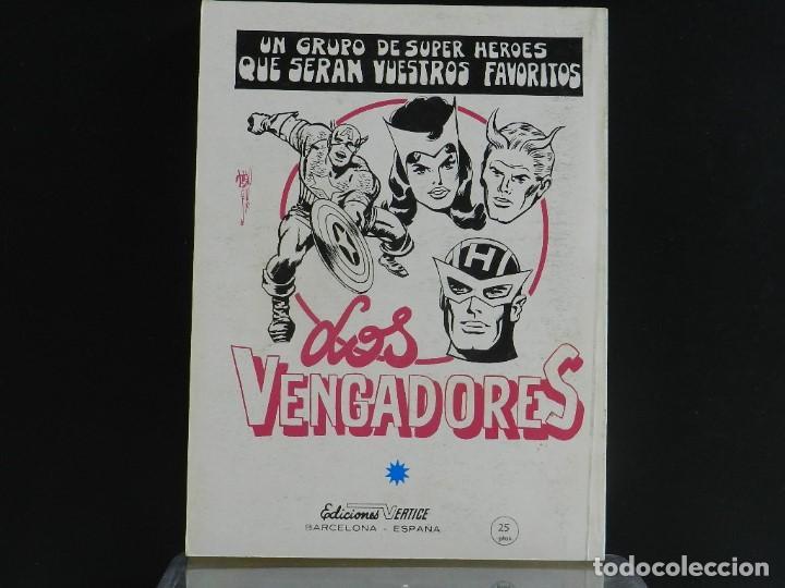 Cómics: LA MASA, EDICIONES VERTICE, VOLUMEN 1, COLECCIÓN COMPLETA. - Foto 7 - 158989094