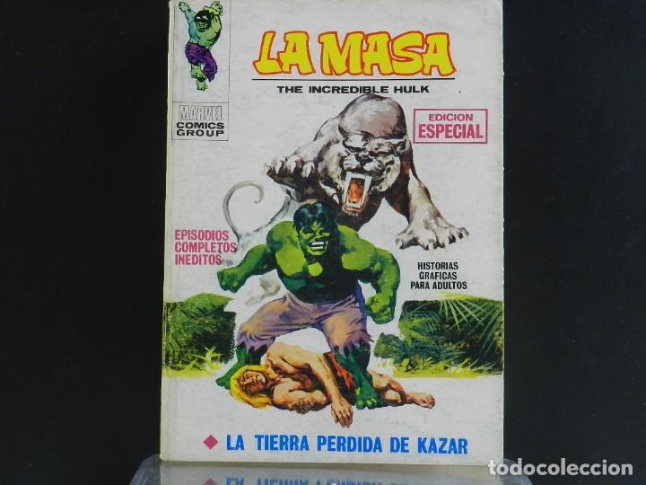 Cómics: LA MASA, EDICIONES VERTICE, VOLUMEN 1, COLECCIÓN COMPLETA. - Foto 8 - 158989094