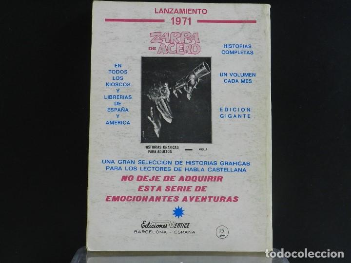 Cómics: LA MASA, EDICIONES VERTICE, VOLUMEN 1, COLECCIÓN COMPLETA. - Foto 9 - 158989094